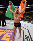 UFC Fight Night: Mcgregor v Siver Fotografia por Jeff Bottari/Zuffa LLC
