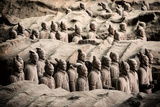 China 10MKm2 Collection - Terracotta Army Metal Print by Philippe Hugonnard