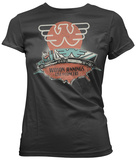 Women's: Waylon Jennings- Live in Concert T-Shirt