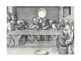 The Last Supper, 1523 Giclée-vedos tekijänä Albrecht Dürer
