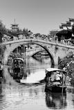 China 10MKm2 Collection - Shanghai Water Town - Qibao Fotografie-Druck von Philippe Hugonnard