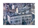Study for the City, 1909-1910 Giclée-vedos tekijänä Robert Delaunay