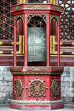 China 10MKm2 Collection - Prayer Wheel Photographic Print by Philippe Hugonnard