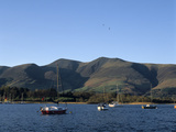 Derwentwater, Lake District, Cumbria, England Photographic Print by Peter Thompson