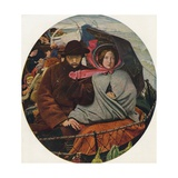 The Last of England, 1855 Giclee Print by Ford Madox Brown