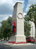 The Cenotaph, Whitehall, London Photographic Print by Peter Thompson
