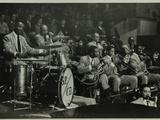 The Count Basie Orchestra in Concert, C1950S Reproduction photographique par Denis Williams