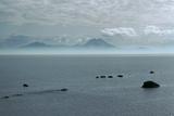 View across the Bay of Tunis Reproduction photographique par CM Dixon