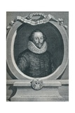 William Shakespeare (1564-1616), English Poet and Playwright, 1721, (1913) Giclée-Druck von George Vertue