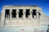 The Mammisi (Birth-House), Temple of Hathor, Dendera, Egypt, 125 BC - 60 Ad Reproduction photographique par CM Dixon