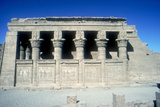 The Mammisi (Birth-House), Temple of Hathor, Dendera, Egypt, 125 BC - 60 Ad Fotografisk tryk af CM Dixon