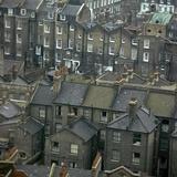 19th Century Houses in London, 19th Century Reproduction photographique par CM Dixon