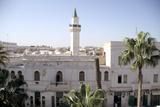 Karamanli Mosque, Tripoli, Libya Fotografisk tryk af Vivienne Sharp