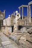 Leptis Magna, Libya, Circa 3rd Century Ad Fotografisk tryk af Vivienne Sharp