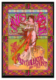 Janis Joplin, Avalon Ballroom, San Francisco 1967 Posters af Bob Masse