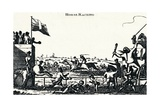 Horse Racing, (C1804), 1903 Lámina giclée por George Cruikshank