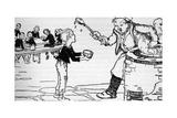 Oliver Asks for More, 1937 Gicléetryck av Anne Anderson