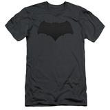 Batman vs. Superman- Batman Logo (Slim Fit) Shirts