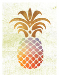 Pineapple 1 Print by  Ikonolexi