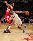 Houston Rockets V San Antonio Spurs Photographie par Bill Baptist