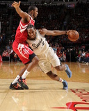 Houston Rockets V San Antonio Spurs Foto af Bill Baptist