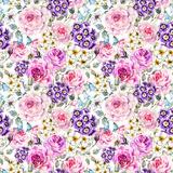 Floral Pattern Metal Print by  Zenina