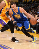 Golden State Warriors v Los Angeles Lakers Photographie par Andrew D Bernstein