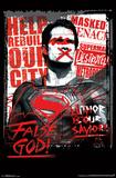 Batman vs. Superman - False God Pôsters