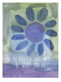 Rumi Watercolor Beauty Of Love Posters by Amy Brinkman