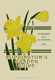 Boddington's Garden Guide I Posters by Vision Studio