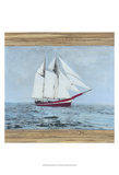 Seagrass Nautical I Prints by Naomi McCavitt