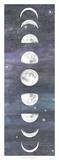 Moon Chart I Prints by Naomi McCavitt