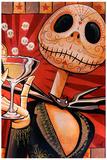 Jack Celebrates the Dead Poster par Mike Bell