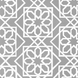 Latticework Tile III Stampe di Hope Smith