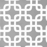 Latticework Tile IV Stampa di Hope Smith