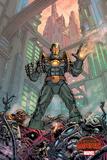 Marvel Secret Wars Cover, Featuring: Iron Man Prints