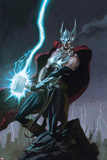 Thor No. 1 Cover, Featuring: Thor (Female) Posters av Andrew Robinson