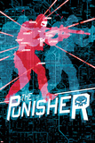 The Punisher No. 18 Cover Poster di Mitch Gerads