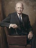 Former President Dwight Eisenhower Foto