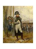 Full Length Portrait of Napoleon I Reproduction procédé giclée par Edouard Detaille