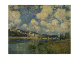 Saint-Cloud, 1877 Giclee Print by Alfred Sisley