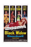 Black Widow Giclee Print