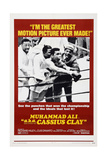 Muhammad Ali A.K.A. Cassius Clay Giclee Print