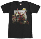 Deadpool- Rise For Tacos T-Shirt