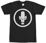 Captain America- Cross Bones Mask T-shirts