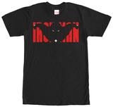 Iron Man- Name Block T-shirts