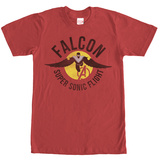 Avengers- Falcon Flight T-shirts