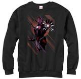 Crewneck Sweatshirt: Iron Man- Blast Away Tシャツ