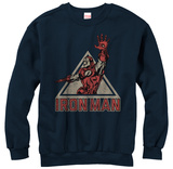 Crewneck Sweatshirt: Iron Man- Iron Reach T-shirts