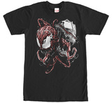 Spiderman- Carnage & Venom T-Shirts